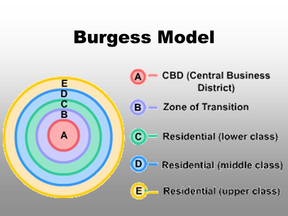 Burgess Model