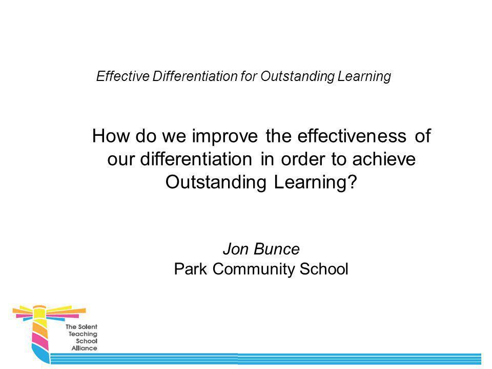 Jon Bunce Park Community School