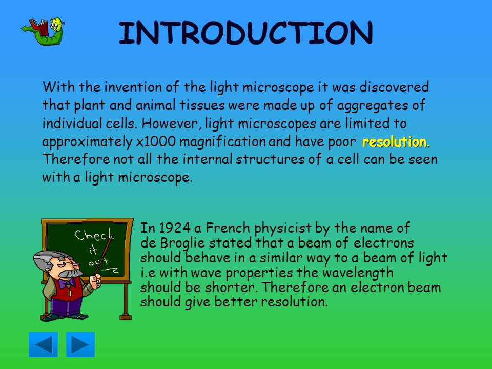 INTRODUCTION With the invention of the light microscope it was discovered. that plant and animal tissues were made up of aggregates of.