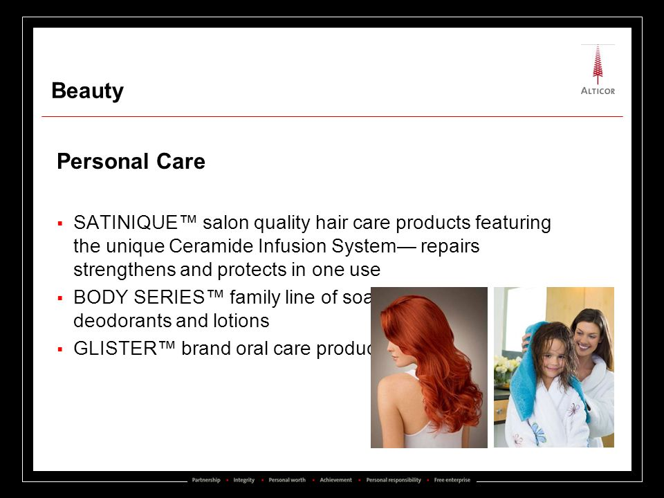 Beauty Personal Care.