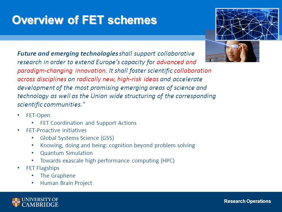 Overview of FET schemes