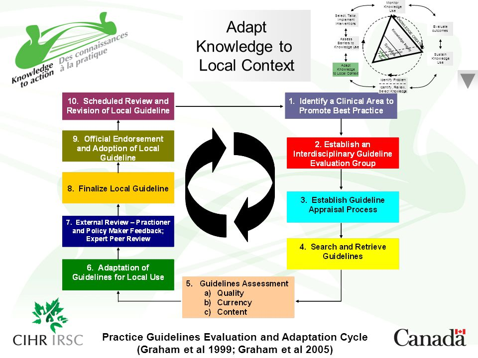 Adapt Knowledge to Local Context