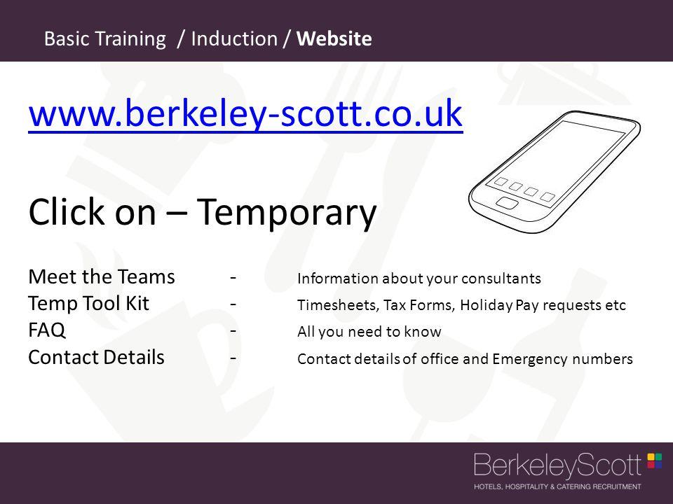 www.berkeley-scott.co.uk Click on – Temporary