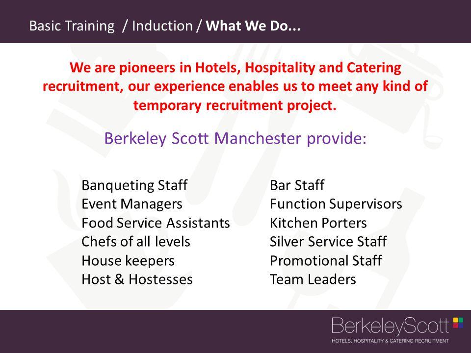 Berkeley Scott Manchester provide: