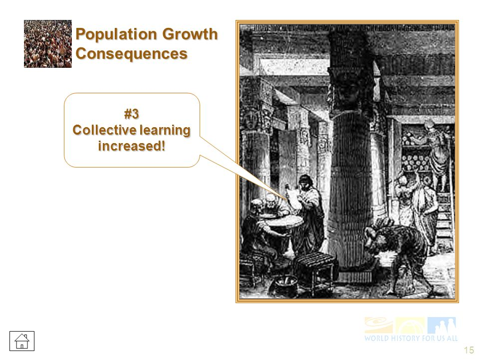 Collective learning increased!