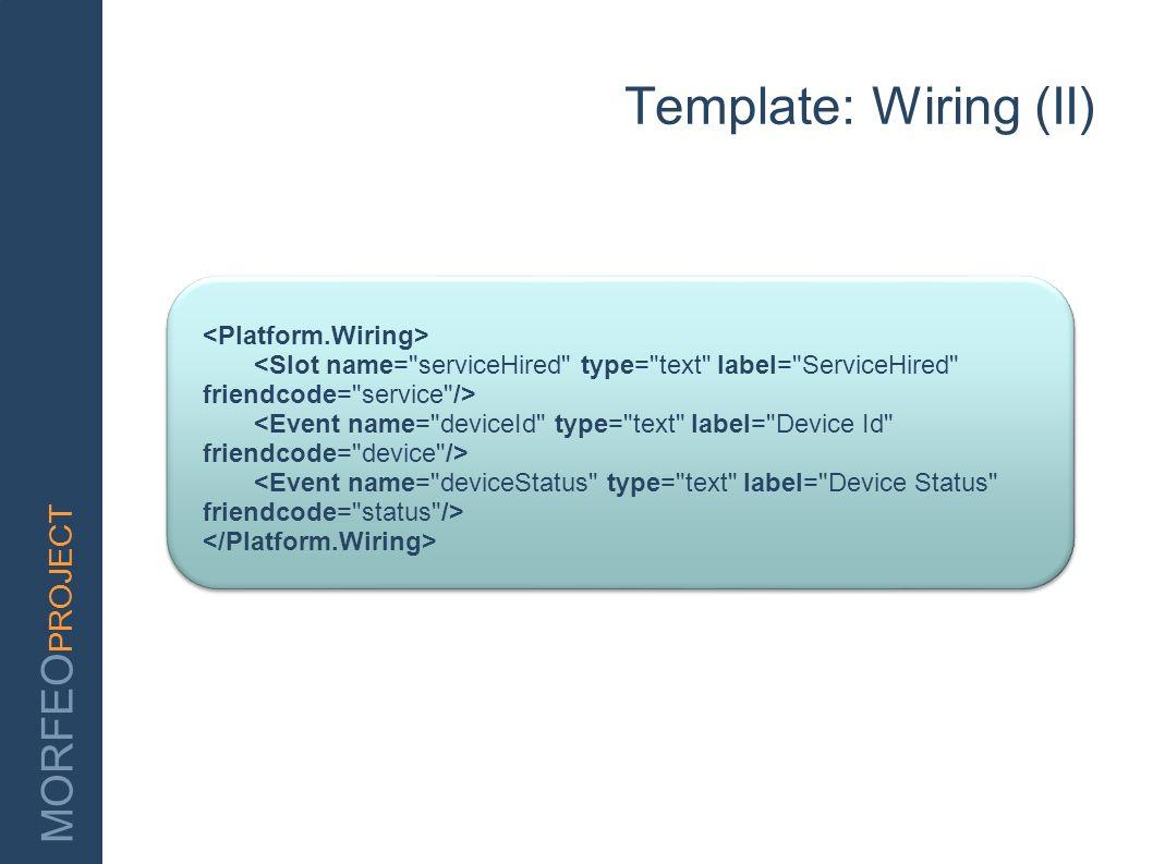 Template: Wiring (II) <Platform.Wiring>