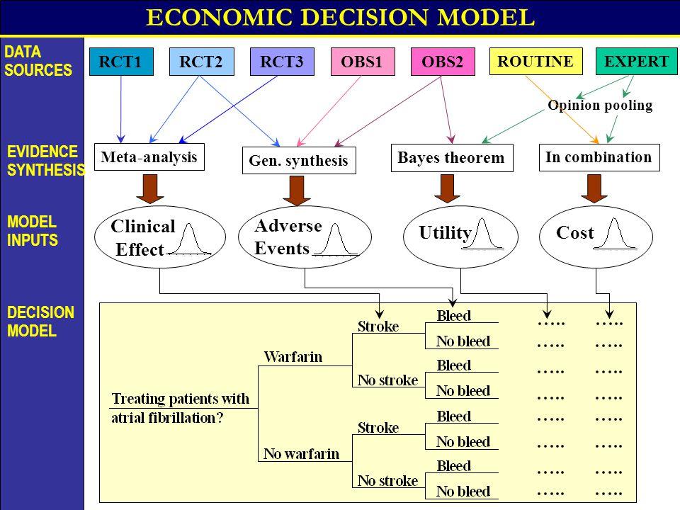 ECONOMIC DECISION MODEL