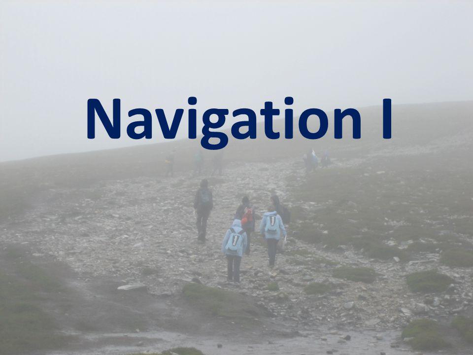 Navigation I