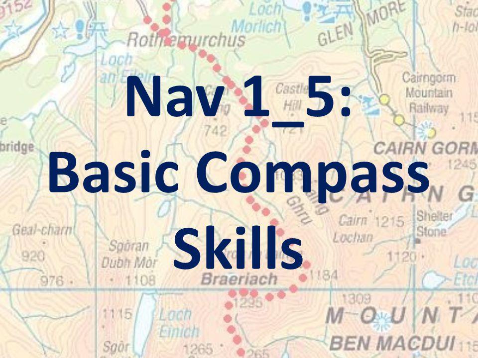 Nav 1_5: Basic Compass Skills