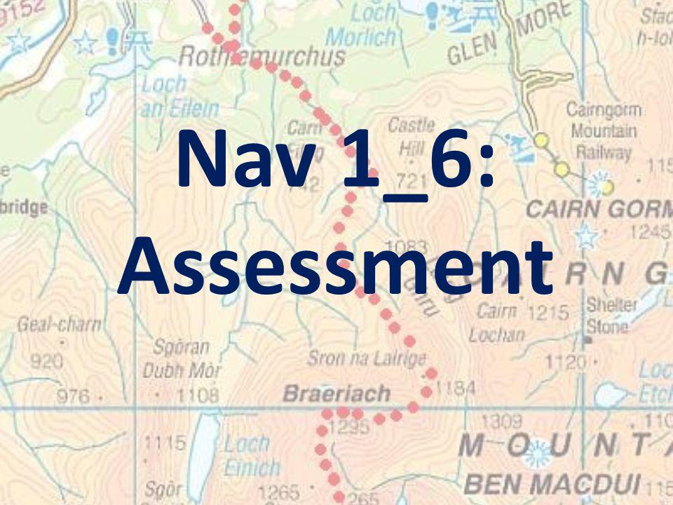 Nav 1_6: Assessment
