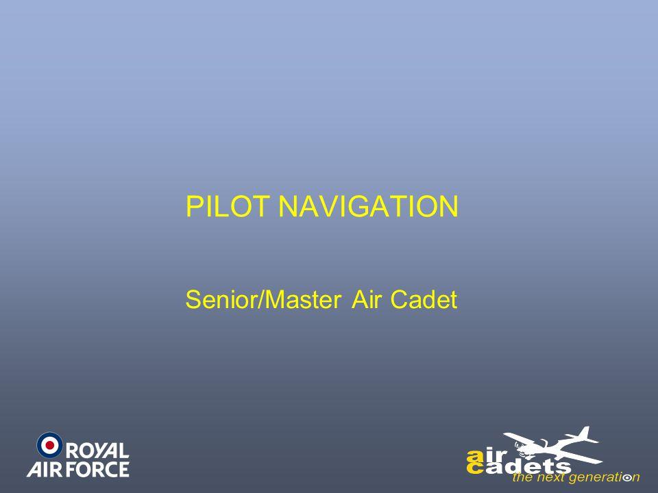 Senior/Master Air Cadet