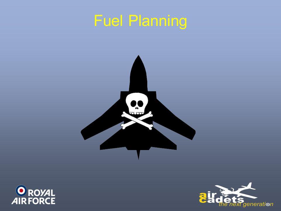 Fuel Planning