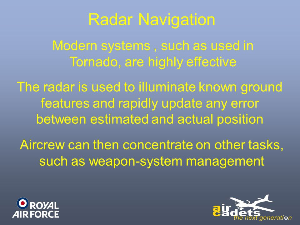 Modern systems , such as used in Tornado, are highly effective