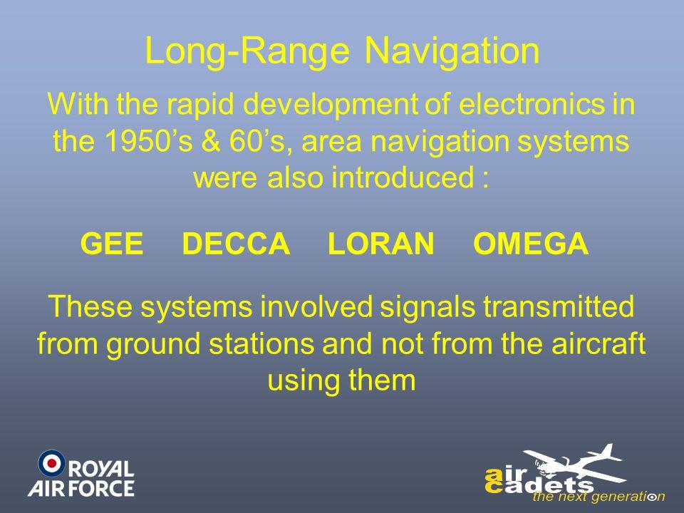 Long-Range Navigation