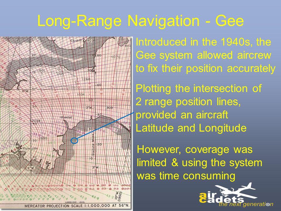 Long-Range Navigation - Gee