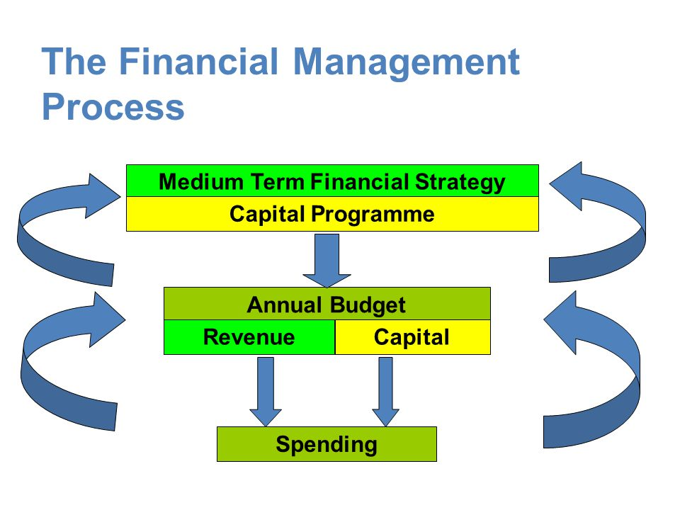The Financial Management Process