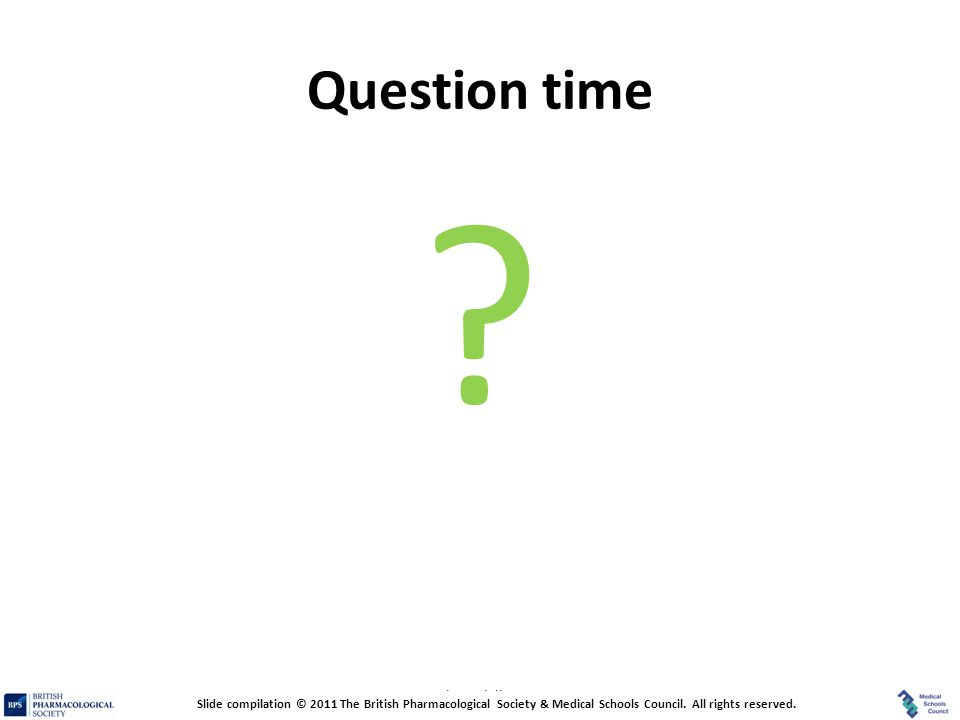 Question time .