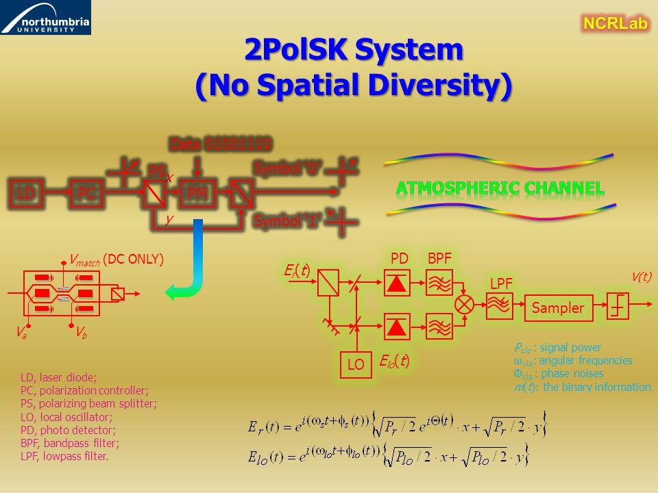 (No Spatial Diversity)