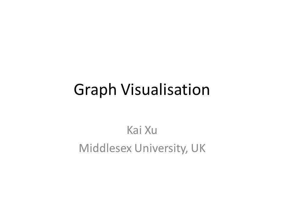 Kai Xu Middlesex University, UK