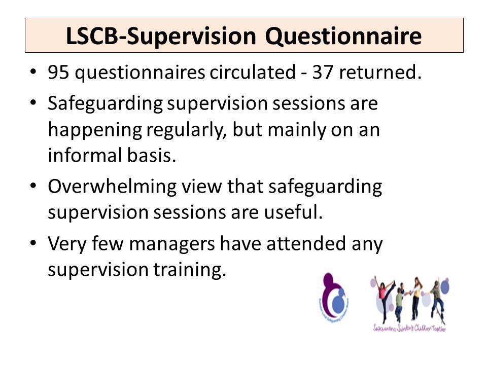 LSCB-Supervision Questionnaire