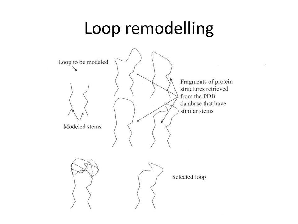 Loop remodelling
