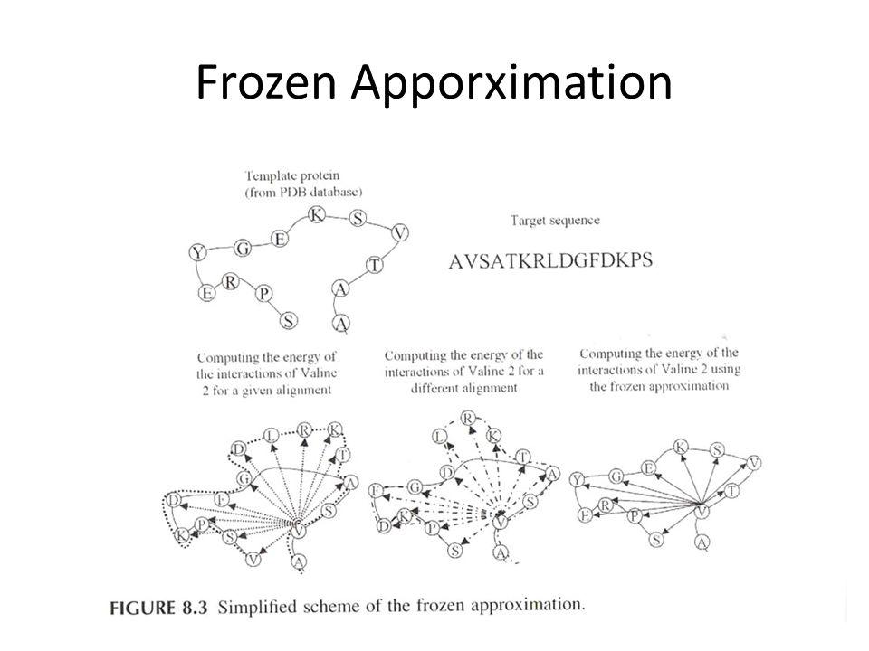Frozen Apporximation