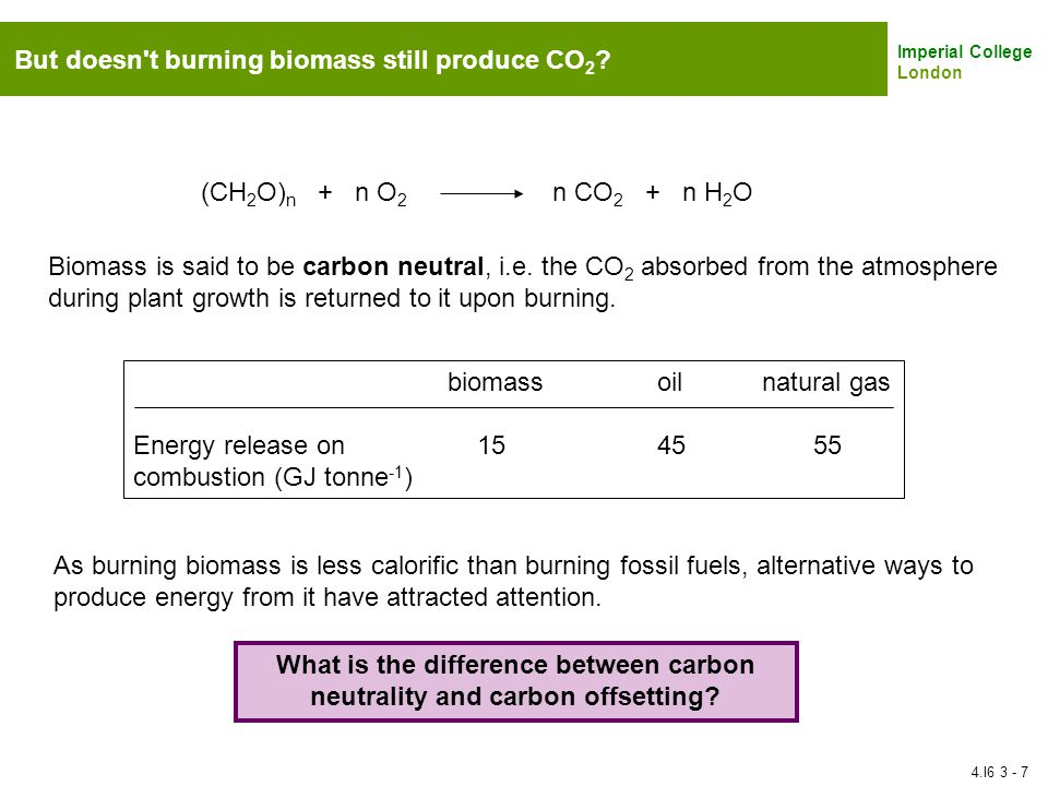 But doesn t burning biomass still produce CO2