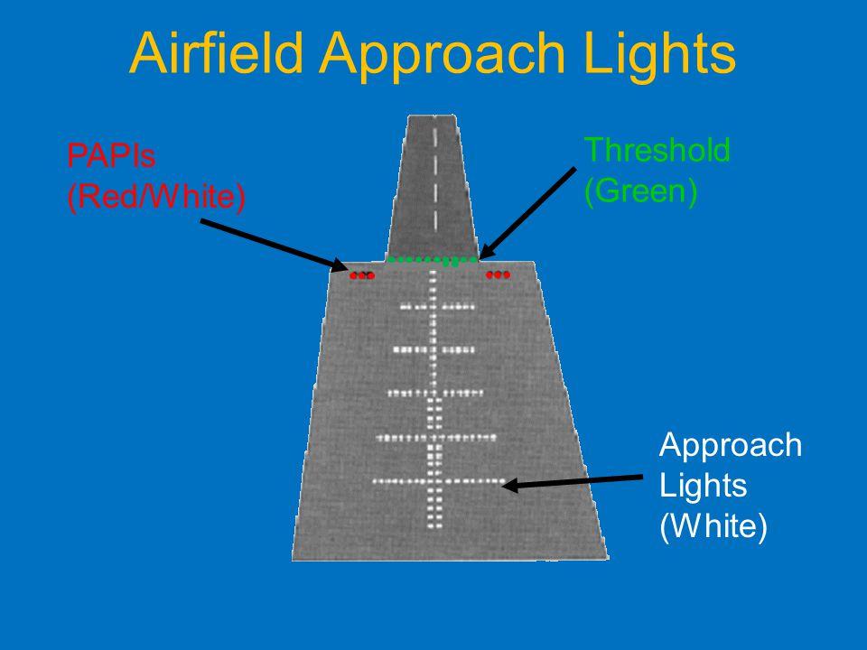 Airfield Approach Lights