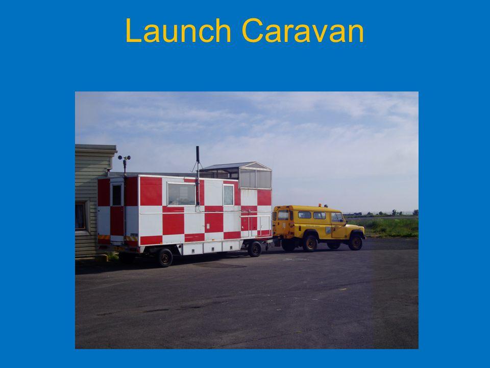 Launch Caravan Gliding Launch Caravan
