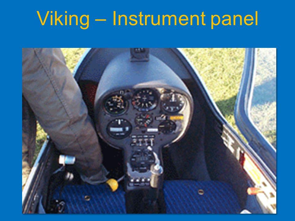 Viking – Instrument panel