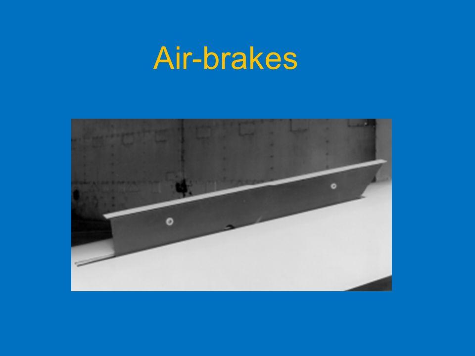 Air-brakes Airbrakes.
