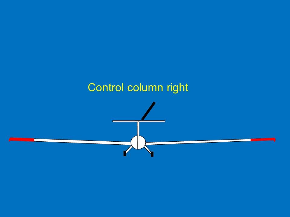 Control column right