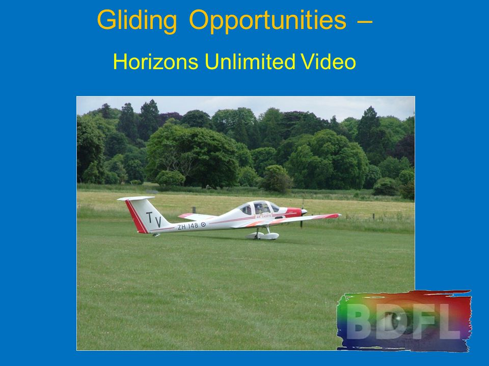 Gliding Opportunities –