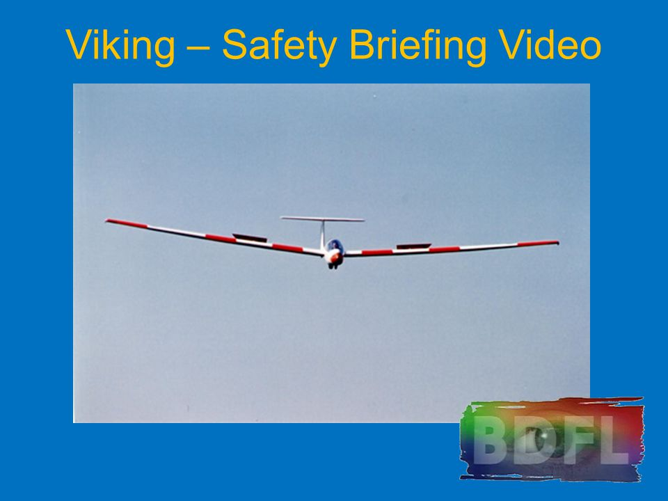 Viking – Safety Briefing Video