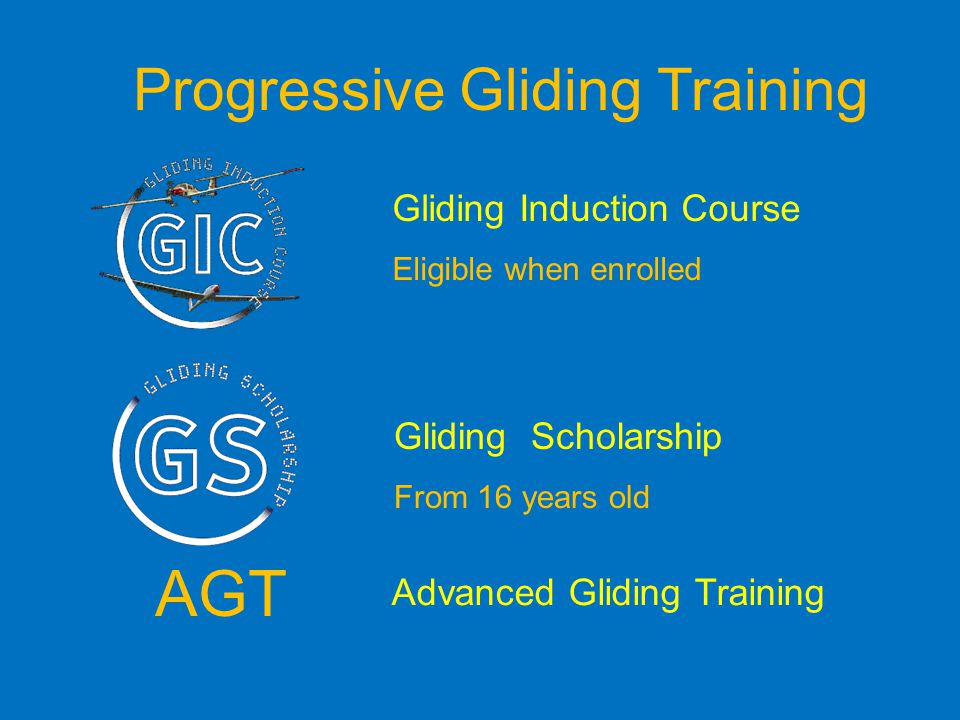 AGT Progressive Gliding Training Gliding Induction Course