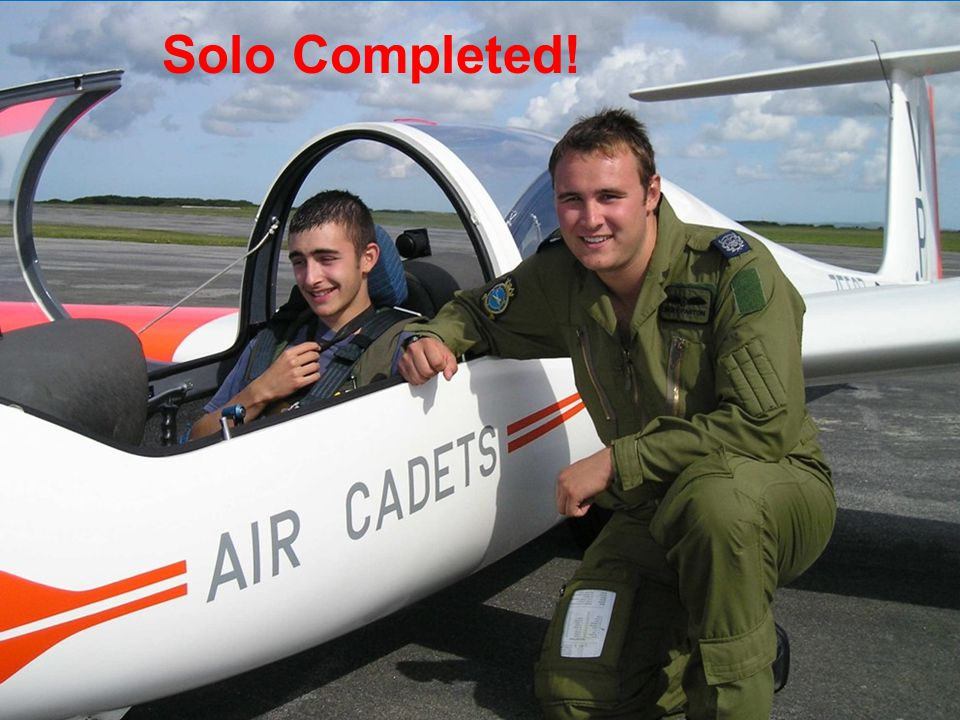 Solo Completed!