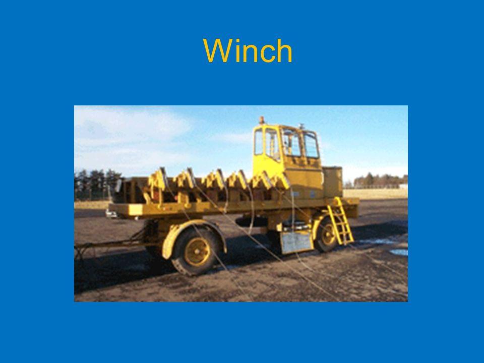 Winch Winch launcher