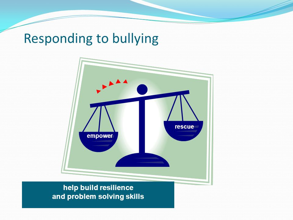 and problem solving skills