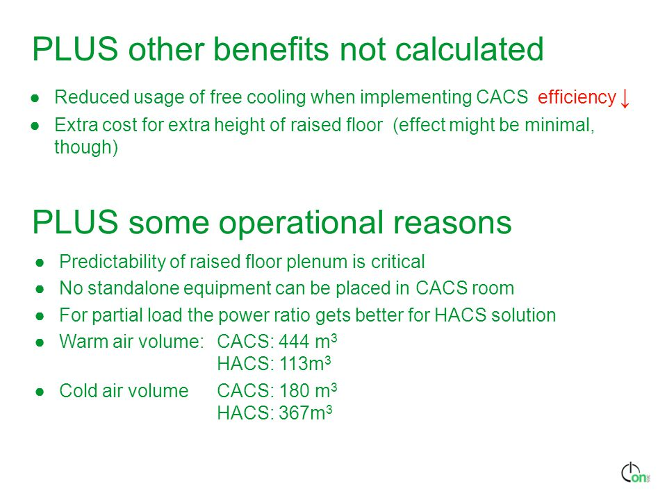 PLUS other benefits not calculated