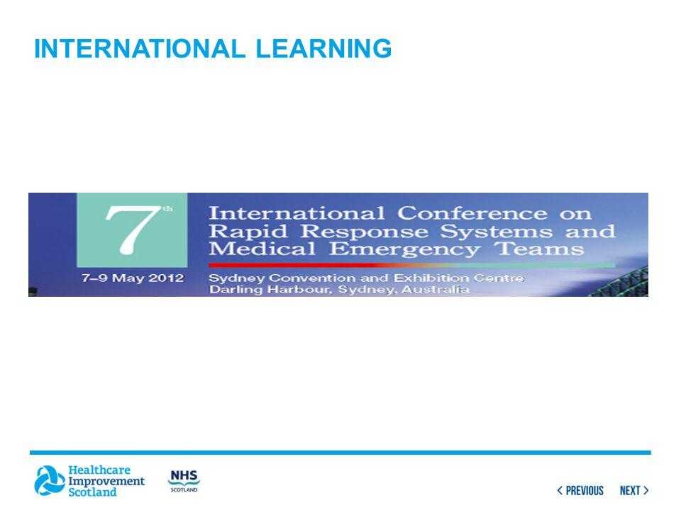 International learning