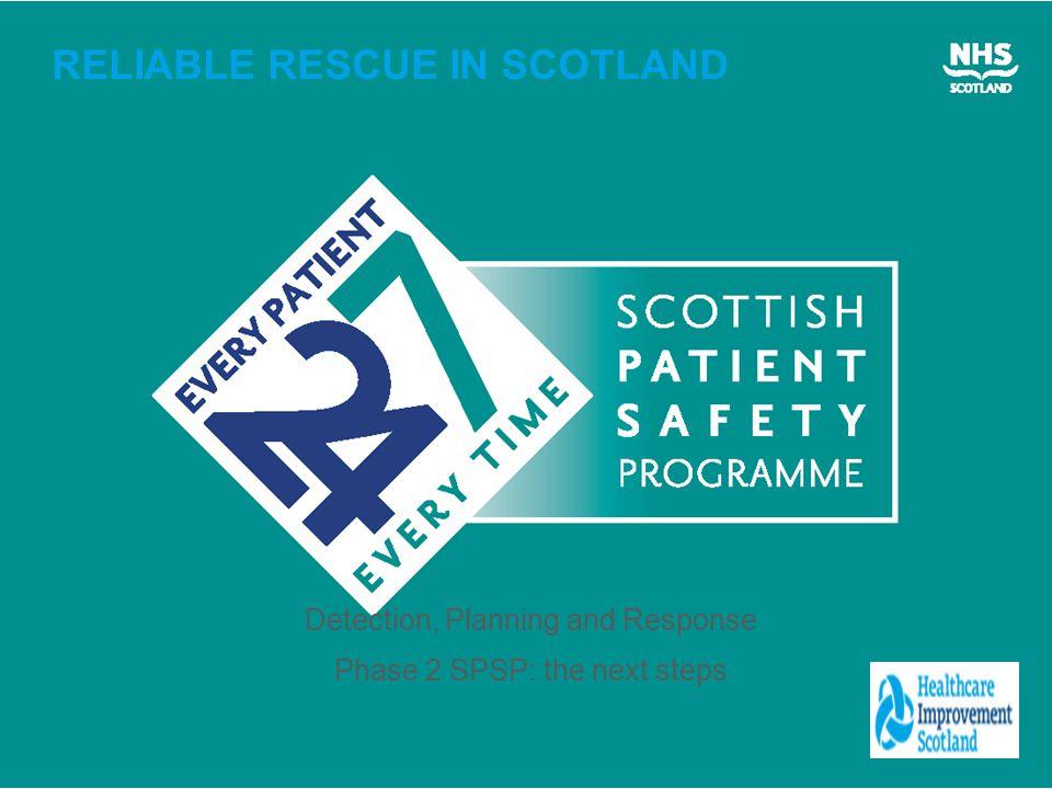 Reliable Rescue in Scotland