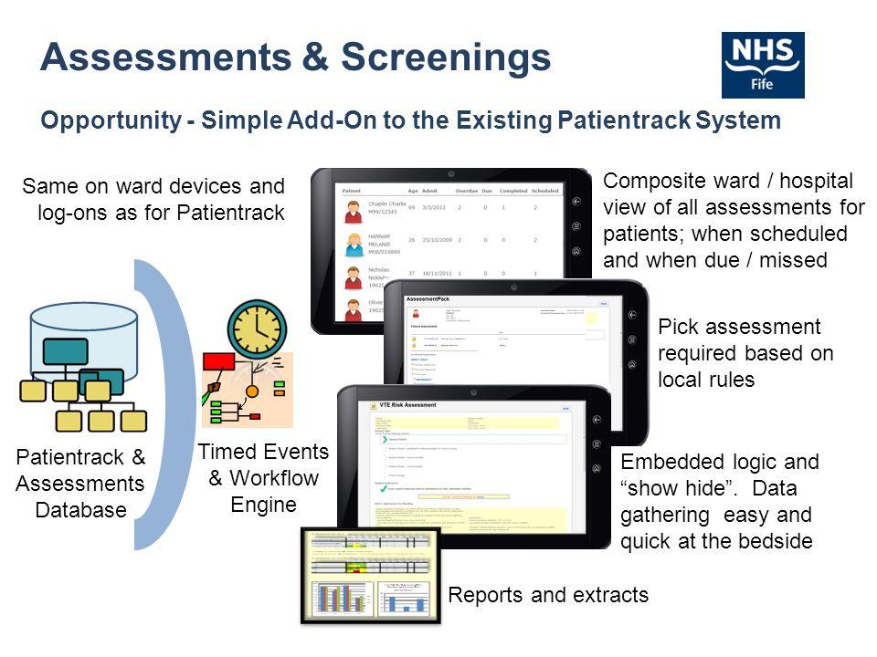 Assessments & Screenings