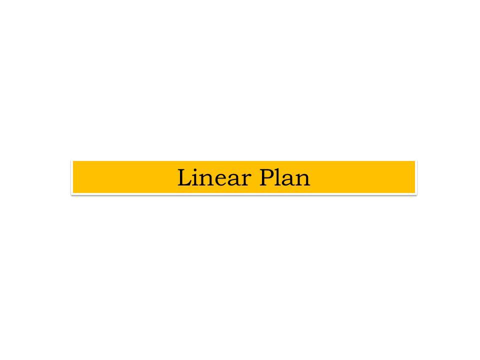 Linear Plan