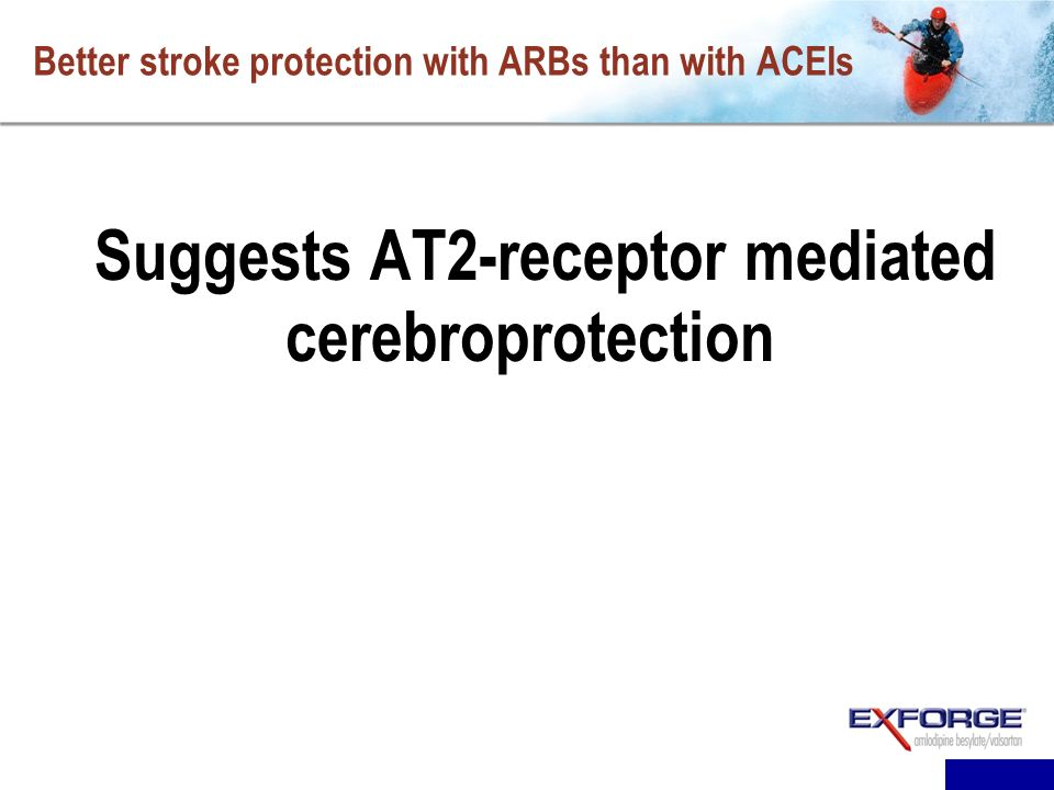 Better stroke protection with ARBs than with ACEIs