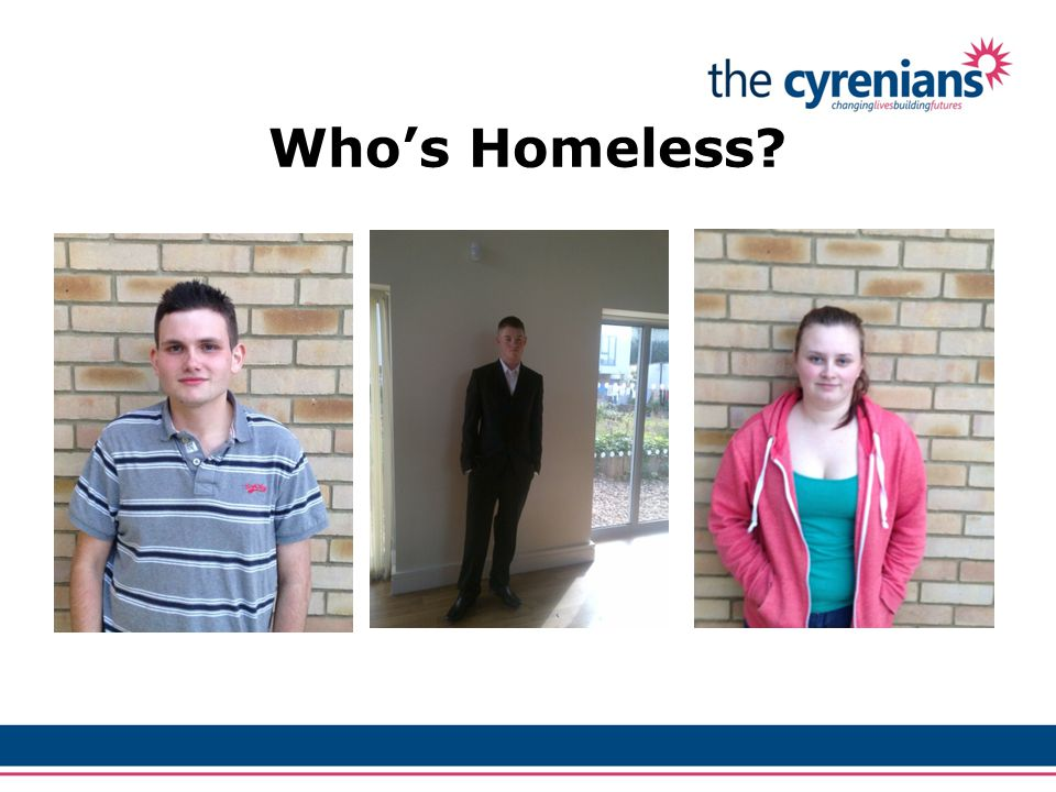 Who's Homeless