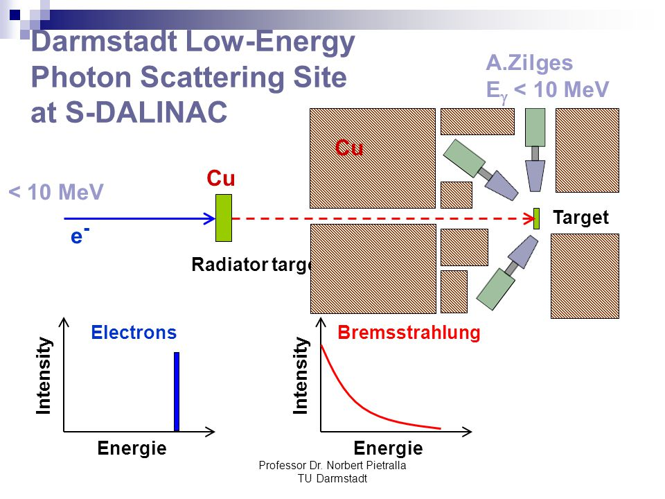 Darmstadt Low-Energy Photon Scattering Site at S-DALINAC