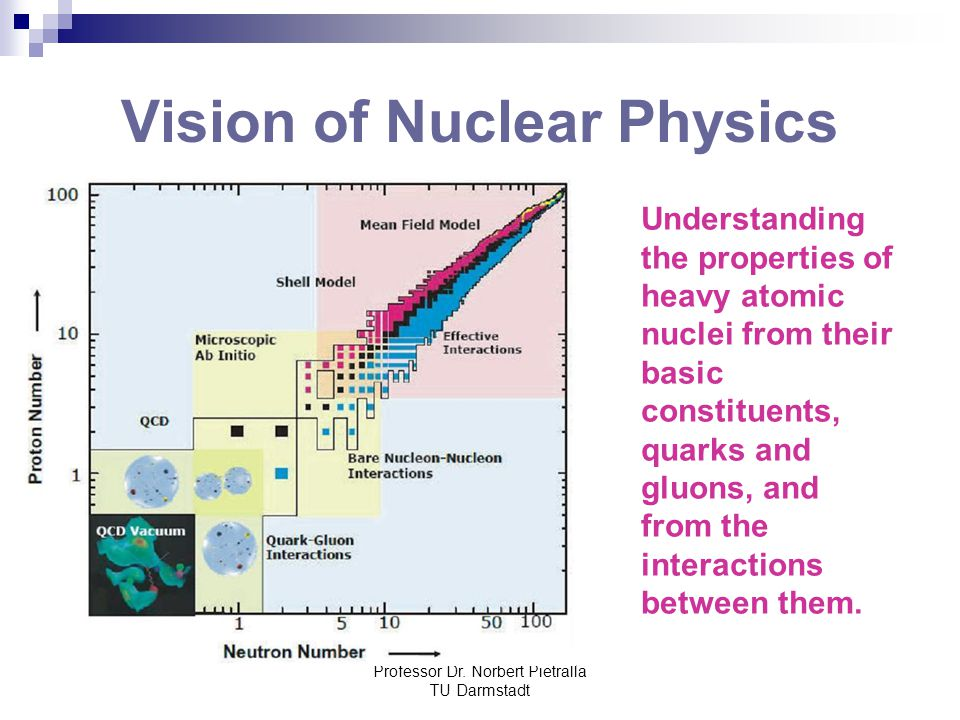 Vision of Nuclear Physics