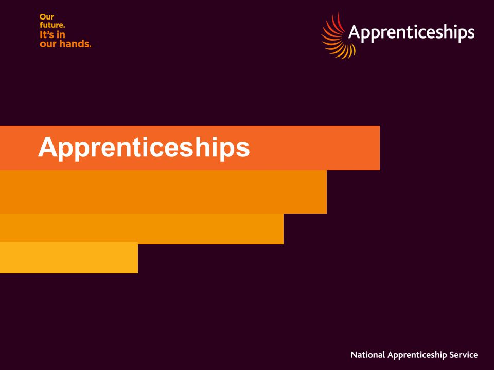 Apprenticeships Welcome