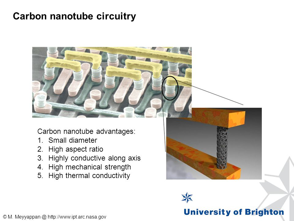 Carbon nanotube circuitry