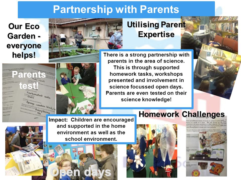 Partnership with Parents Utilising Parent Expertise